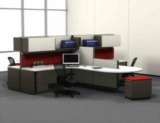All Of Which Makes The Mirage System A Logical Choice For Todayu0027s Office Furniture  Buyer.